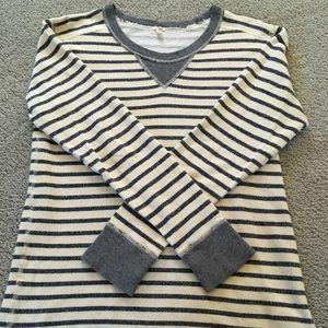 J. Crew sweat shirt